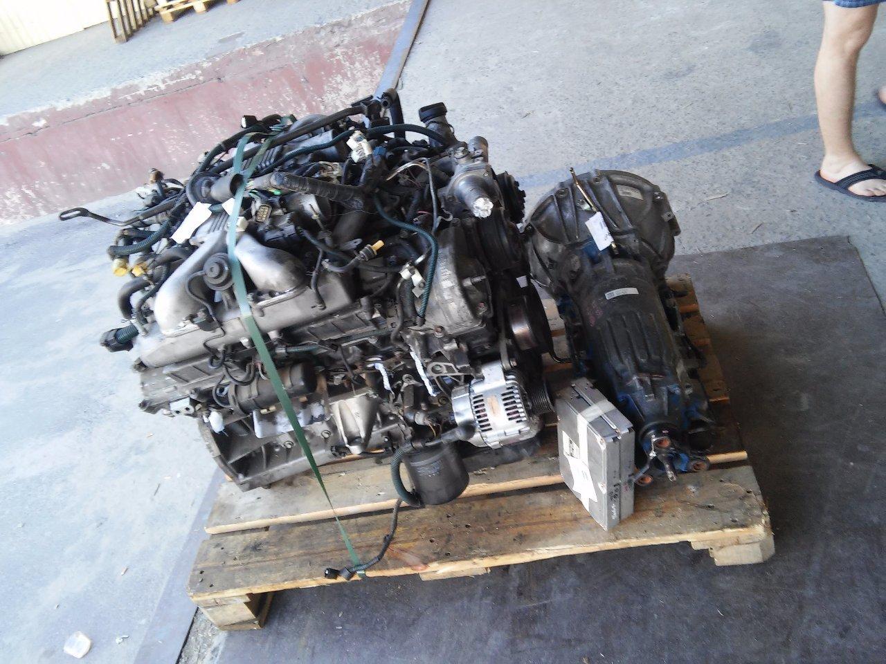 Мотор 1GZ-FE в Украине