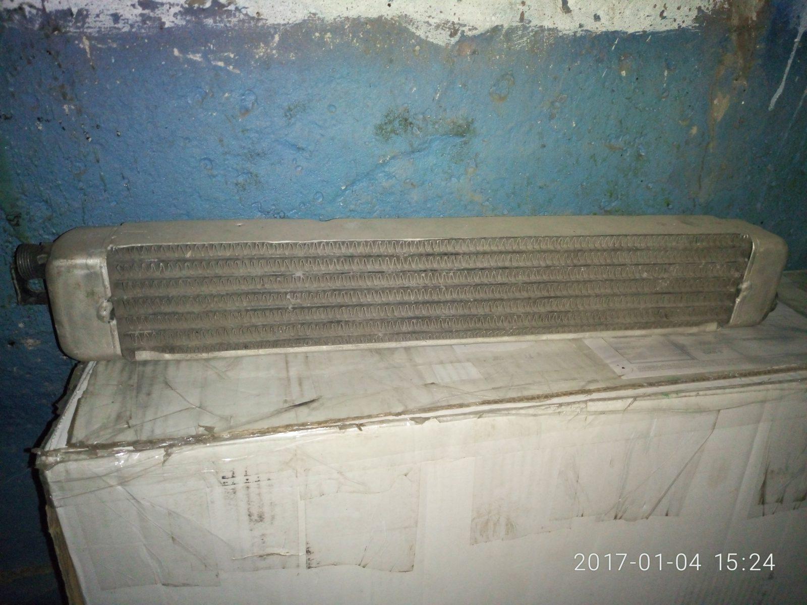 Масляный радиатор универсальный