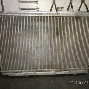 Радиатор двухрядный алюминиевый Godspeed 65*45*6